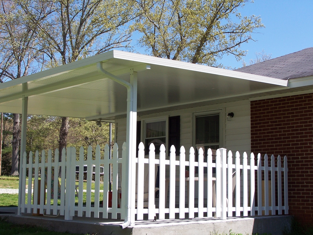 All Solid Patio Covers Built By Patio Covers Unlimited Include A Full  Gutter System And Backed With A Limited Lifetime Warranty.