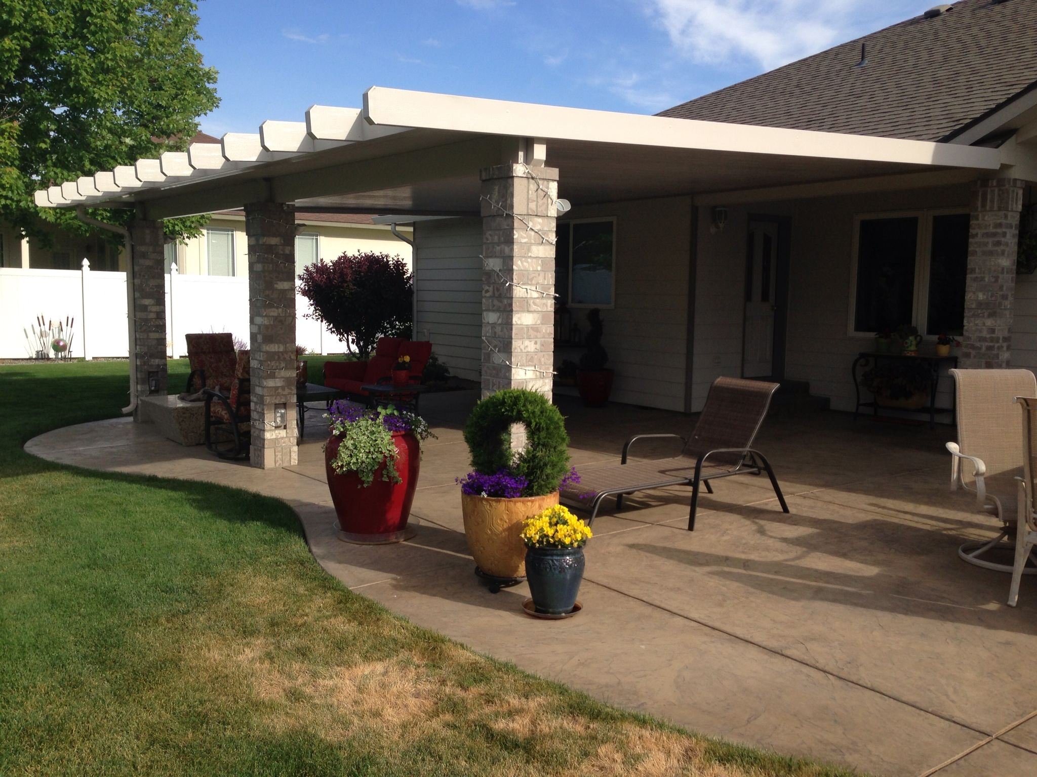 Pergolas Patio Covers Unlimited Nw Tri Cities Wa