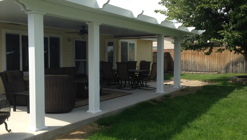 Multipurpose patio covers