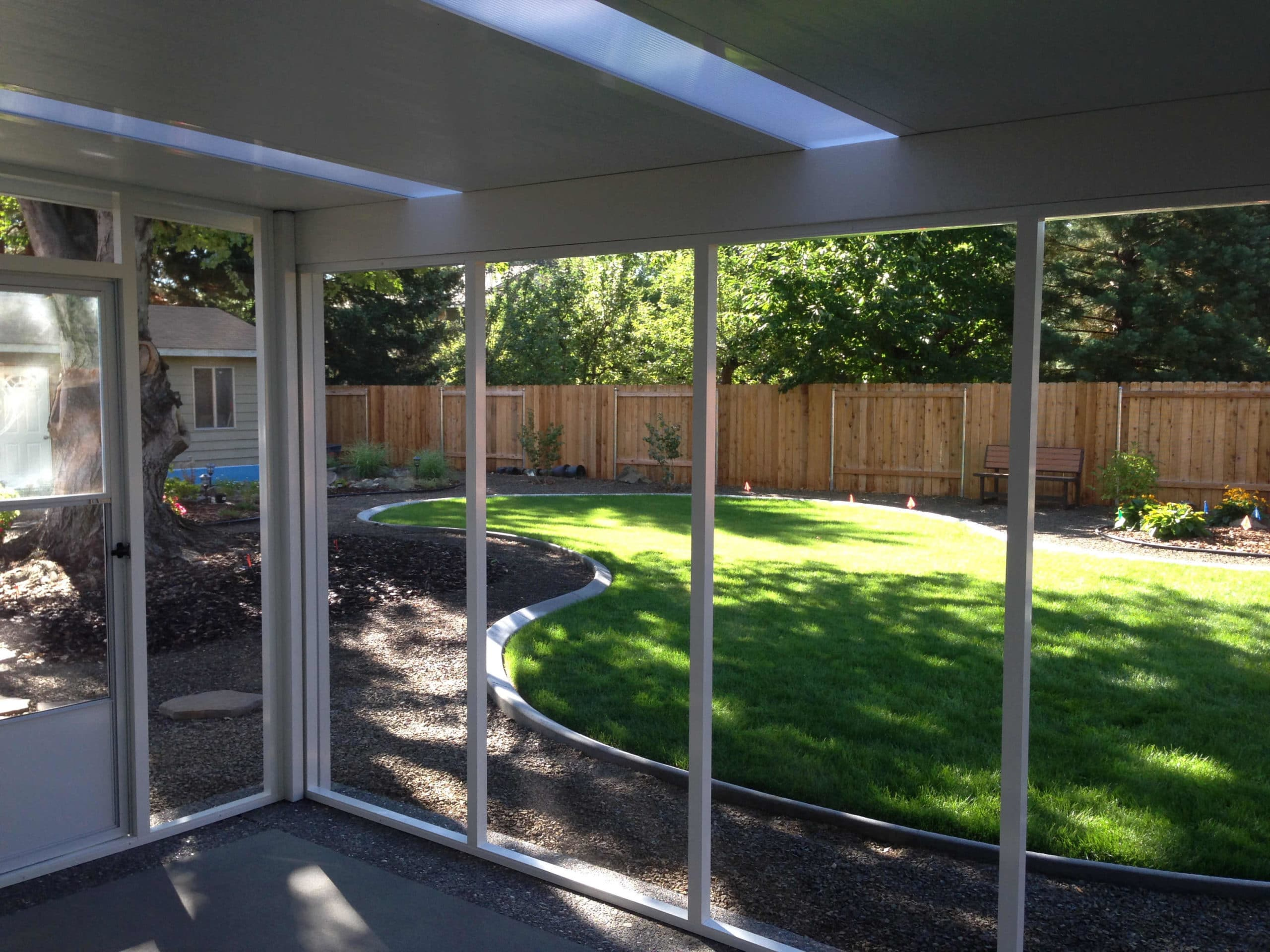 screen rooms patio covers unlimited nw