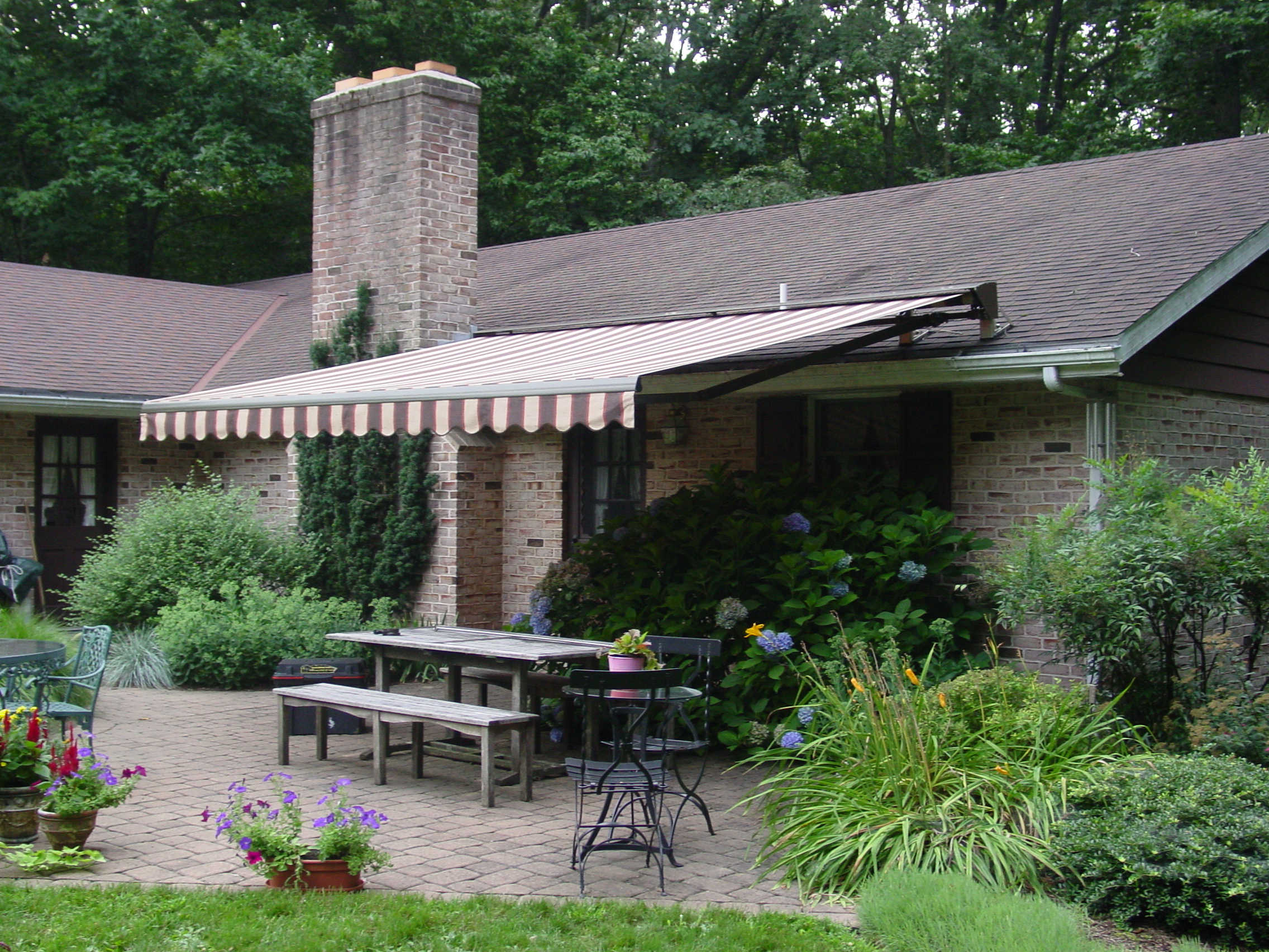 Retractable Awnings Patio Covers Unlimited Nw Tri